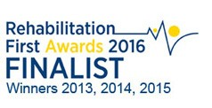 Rehabilitation First Awards 2016 - Finalist